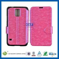 Buy cheap Samsung galaxy s5 DAS00021 galaxy s5 leather Wallet case product