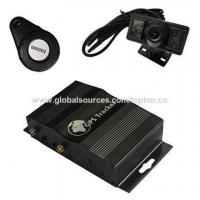 3G GPS Car Alarm, with 2-Way Conversation, Support Fuel Loss Alert