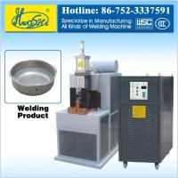 Buy cheap Inner Coated Layer Pan Ears Welding Machine product