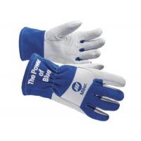Buy cheap goatskin pigskin suede leather work hot resistant welding gloves product