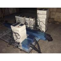 Series welding template matching device
