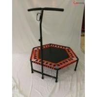 China Mobility Jumping Exercise Fitness Trampoline With Handle Item No.: FR-MB043 on sale