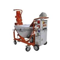 DP-N5 cement spraying machine with auto-mixing feature