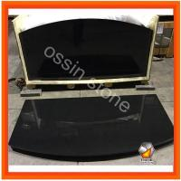 Buy cheap Curved Hearth Stone Fireplaces product