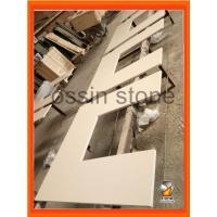 Buy cheap Micro Marble Back Stone Fireplaces product