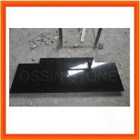 Buy cheap Natural Black Gran Stone Fireplaces product