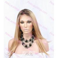 Buy cheap Full Lace Wigs Faith T-1B/27 Honey Blonde Regular Yaki Full Lace Wig 16 inches from wholesalers