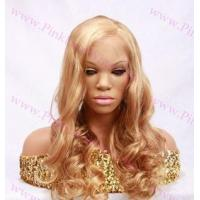 Buy cheap Lauren #18 with #613 Highlights Full Lace Wig 18 inches (Virgin Chinese Remy) from wholesalers