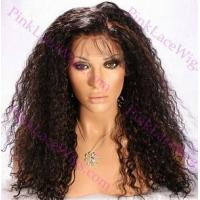 Buy cheap Hannah 1-B with #30 Highlights Deep Wave Full Lace Wig from wholesalers