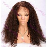 Buy cheap Charlotte #2 Darkest Brown Deep Wave 2.2 Full Lace Wig in Lengths 14-20 from wholesalers