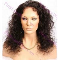Buy cheap Allison 1-B Off Black Deep Body Wave Full Lace Wig in lengths 16-20 inches from wholesalers