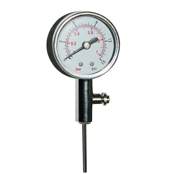 Precision Pressure Gauges : Mm handheld common use for all kinks balls precision