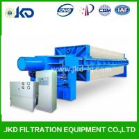 Buy cheap Chamber Filter Press 1600 TYPE FILTER PRESS product