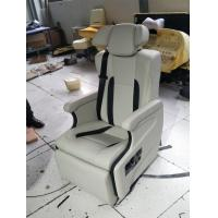 Buy cheap High Quality Passenger Seat With Electric Footrest And Massage For Luxury Car Motorhome product