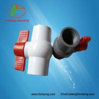 China Factory Price PVC Ball Valves on sale