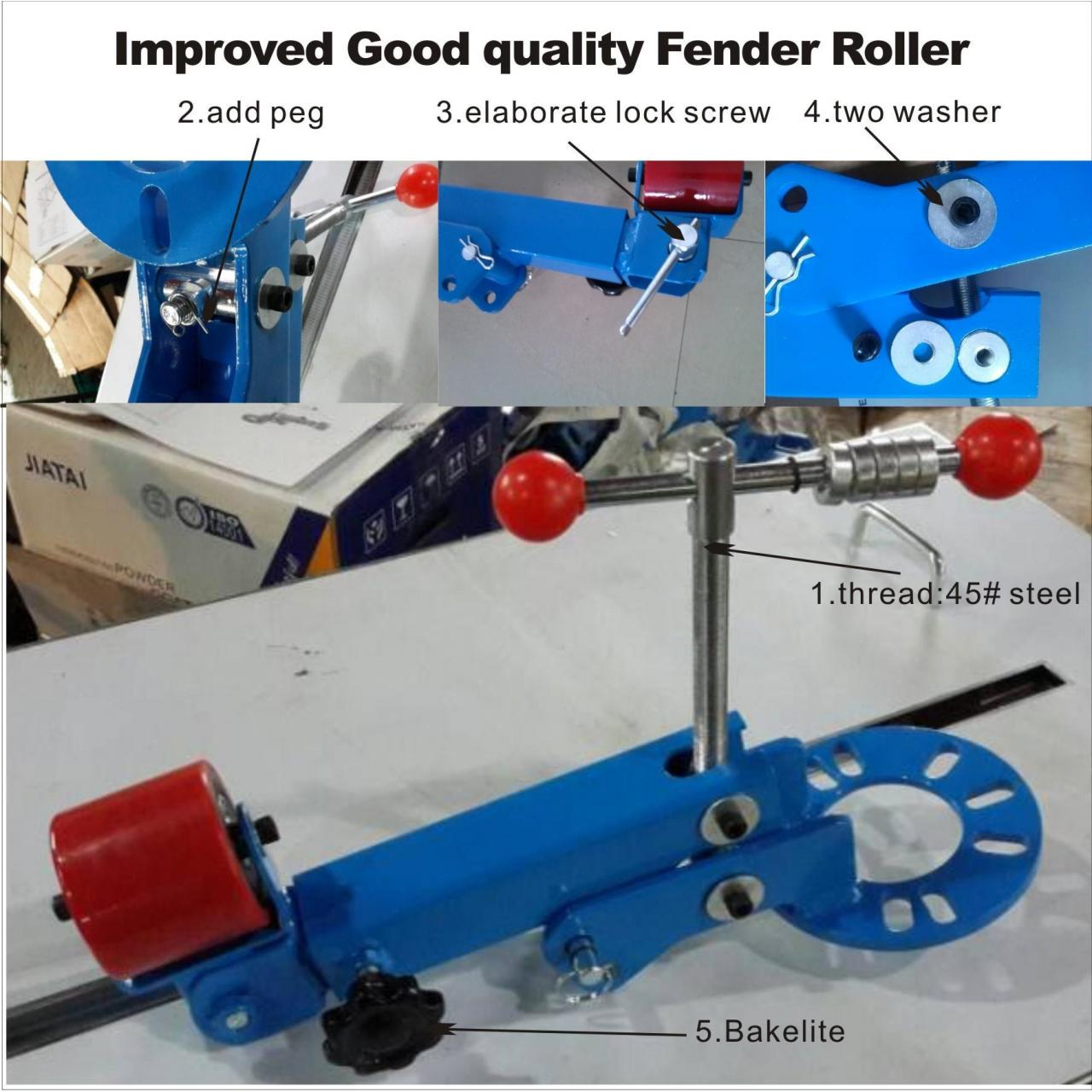 Auto tools & Socket tools Improved Good Quality Fender Roller