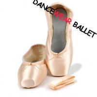Buy cheap Anti-skid Fancy Hot Sale New Design Demi Pointe Shoes product