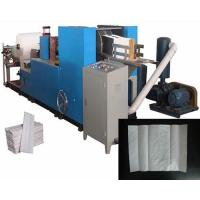 Buy cheap Automatic C-folding Hand Towel Manufacturing Machine model: EAN-PT-02 product