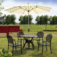 China Round Heavy Duty Garden Parasol Base on sale