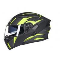 China Flip Up Motorcycle Helmet Bluetooth With DOT Approved on sale