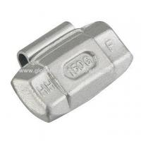 Buy cheap Steel balance weights, clip-on design, lead-free alternative for truck product