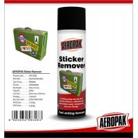 Safe Industrial Cleaning Products , Car Window / Paste Sticker Remover Spray