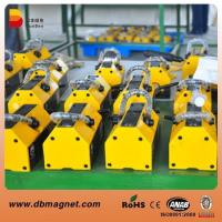 Buy cheap 3000kg Power Permanent Magnetic Lifter for Steel Plate from wholesalers