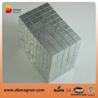 Buy cheap High Quality Zinc Block Neodymium Magnets from wholesalers