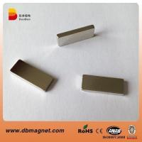 Buy cheap Super Permanent Block SmCo Magnets for Motor from wholesalers