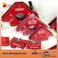 Buy cheap Permanent Magnetic Welding Clamping product