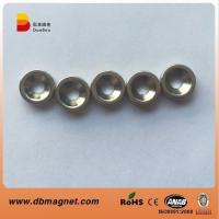 Buy cheap N50 Strong Power Permanent Ring Neodymium Magnet product