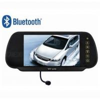7inch rear view mirror monitor with Bluetooth M7