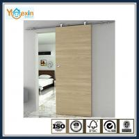 China Fashion Style Interior Wood sliding Barn Door Hardware Partition door system on sale