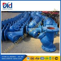 Buy cheap DIN PN16 DN100 mueller Y Strainer manufacturers, strainer for water line product