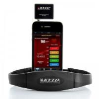 China Exercise Heart Rate Monitor Kyto for iPhone and Android on sale