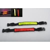 Buy cheap SEM-703 Jogging reflective bands with LED light product