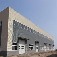 Easy To Built Structural Steel Prefabricated Workshops Buildings