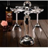 Buy cheap Crystal Wine Glass Rack product
