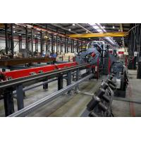 Buy cheap Angle steel Square tube angle steel tube galvanized steel pipe scaffold clarinet 4 production line from wholesalers