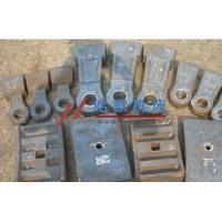 Buy cheap Engineering parts Stone crushing machinery wear resistant alloy fittings product