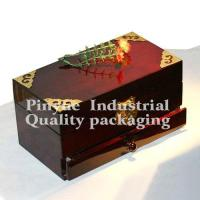 Buy cheap Exquisite wood packaging product