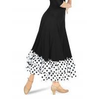 Buy cheap Flamenco Skirt with Polka Dotted Ruffle by Baltogs product