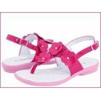 Buy cheap Aster Shoes Fuschia patent Leather Thong Sandals w/Flowers 8 9.5 13 product