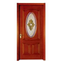 Buy cheap Decorative glass OD-2B-3 For Wood door glass stained glass Shower door product