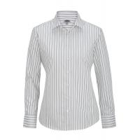 Buy cheap LADIES' DOUBLE STRIPE DRESS POPLIN SHIRT product
