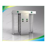 Access control system 90 Double channel full height turnstile BDQG90