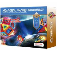 Buy cheap Magplayer Rainbow Set Kids Magnetic Toys Puzzles Recyclable product