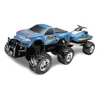 Buy cheap R/C Vehicles 1:22 Ford F150 with Ski from wholesalers