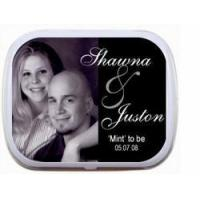 Wedding Favors Personalized Mint Tins (MANY DESIGNS)
