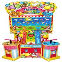 Buy cheap Explosion bomb balloon game machine product